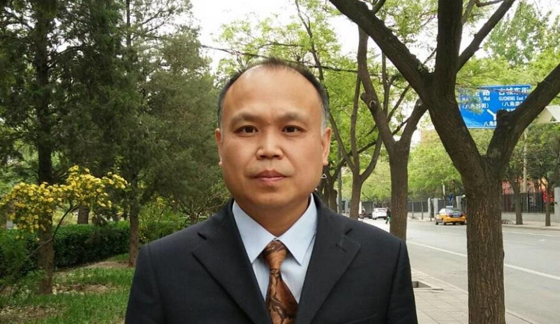Menschenrechtsanwalt Yu Wensheng © Privat