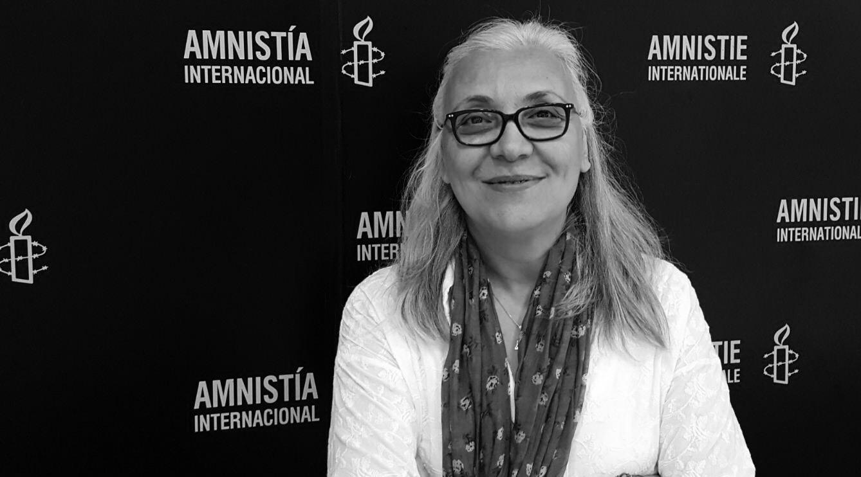 Idil Eser, (c) Amnesty International