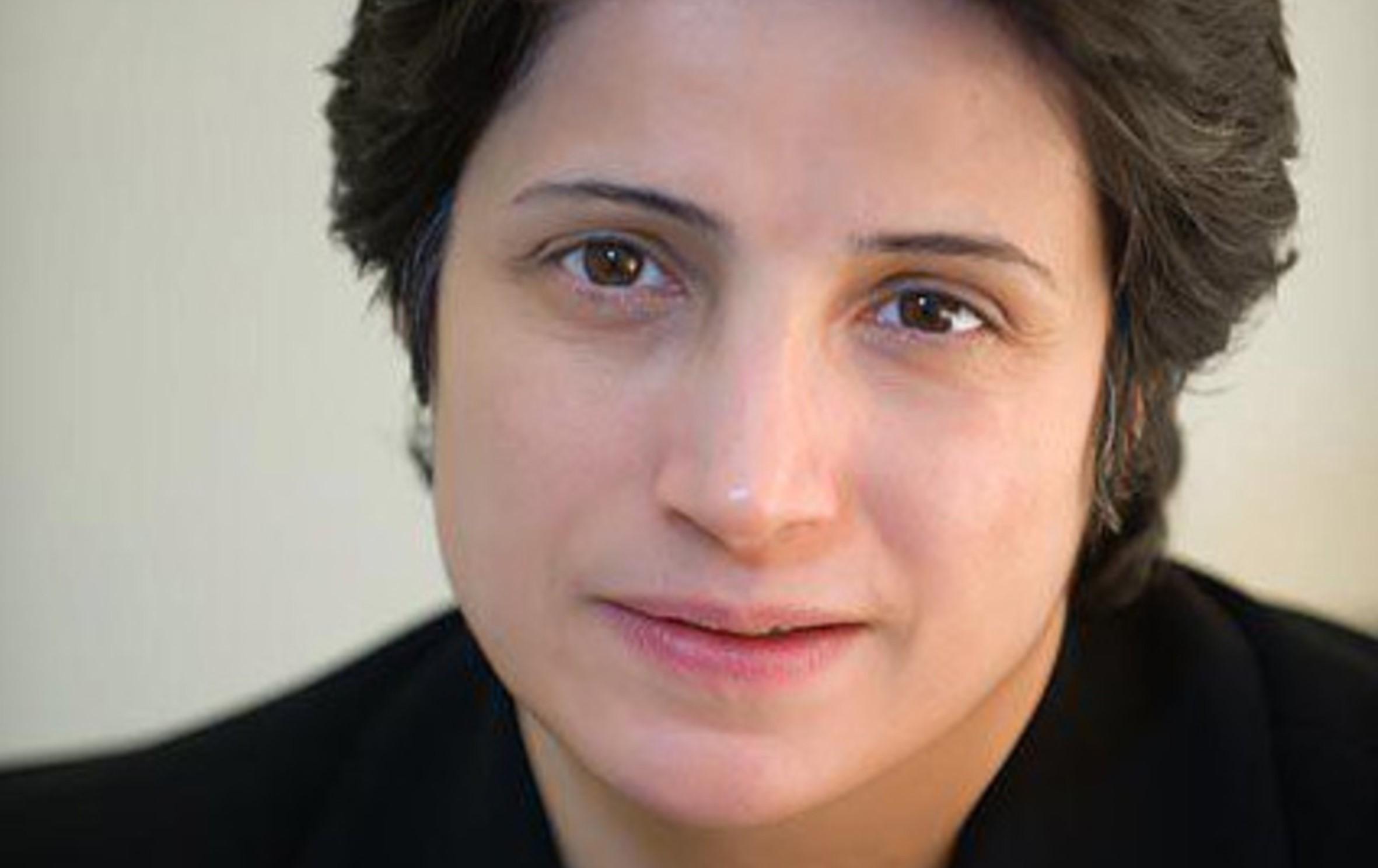 Nasrin Sotoudeh © Arash Ashourinia