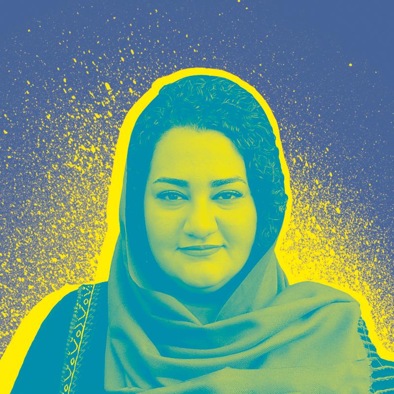 Atena Daemi, Menschenrechtsverteidigerin