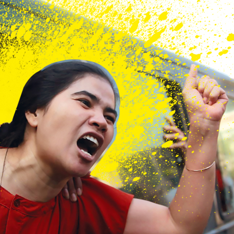 Tep Vanny, Kambodscha (c) Amnesty International