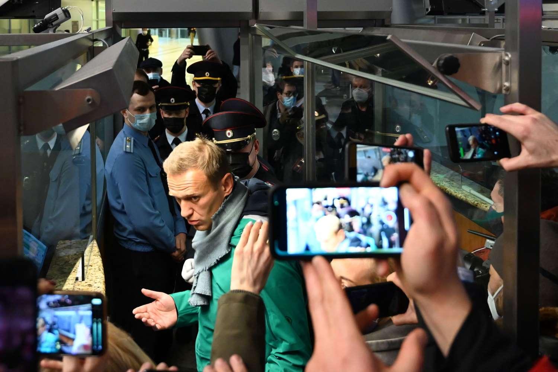 Alexei Nwalny © KIRILL KUDRYAVTSEV / AFP / picturedesk.com